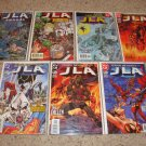 DC JLA 55-60, Annual 2 NM, Terror Incognita 1-4, Joker