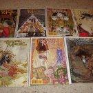 DC Vertigo Books of Magic 34-40 NM Tim Hunter