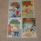 Gladstone Walt Disneys Uncle Scrooge 298-299, 301, 305