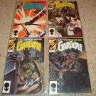 Marvel Gargoyle Mini Series 1-4 Defenders Wrightson art