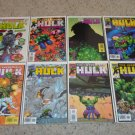 Marvel Incredible Hulk 461-467 -1 Betty Dies Last David