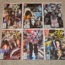 Topps Comics X-Files 5-10 NM Stefan Petrucha Firebird