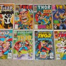 Marvel Thor 449-450, 457-458, 460-462, Vol 2 16 NM