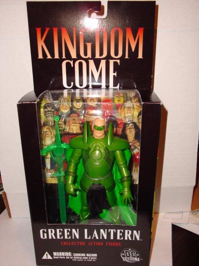 DC Direct Kingdom Come Green Lantern Wave 1 Alex Ross
