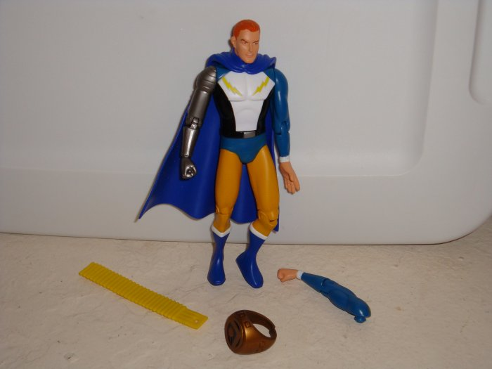 DC Direct Lightning Lad Legion of Super Heroes Loose with Ring