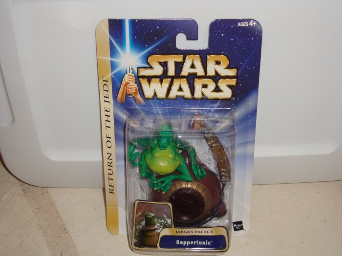 Star Wars ROTJ Rappertunie Jabba's Palace 04/08 New in Package