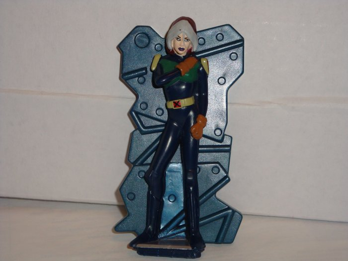 Marvel X-men Evolution Rogue Burger King 2001 Giveaway Loose