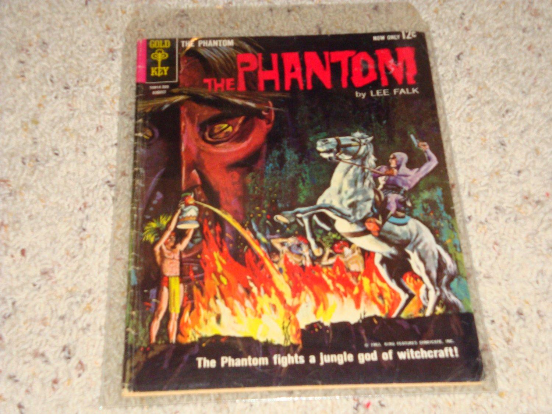 Gold Key Phantom 4 G/VG by Lee Falk 1963