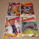 Dark Horse Danger Unlimited 1-4 NM by John Byrne