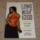 Dark Horse Lone Wolf 2100 Volume 3: Pattern Storm TPB
