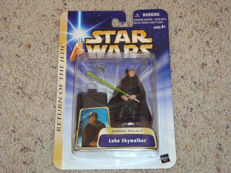 Star Wars Return of the Jedi Jabba's Palace Luke Skywalker 04/04 New in Package