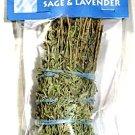 Sage & Lavender Smudge Stick 5 Inch