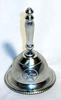Pentagram Altar Bell
