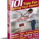 101 Tips For selling Your Home