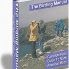 Birding-Ebook Including- 50 common Birds of US , Bird Manual and Habitat as an Email attachment