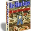 Blue Ribbon Recipes, 490 Award Winning Recipes pdf. format Email attachment