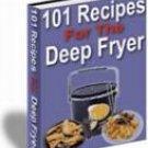 101 Deep Fryer Recipes , Ebook in Pdf. format.