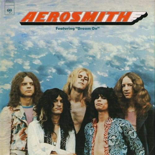 Aerosmith - Self Titled  - CD
