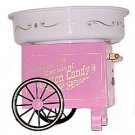 OLD FASHIONED COTTON CANDY COTTONCANDY MACHINE MAKER