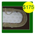 MOSES BASKET with ORGANIC WOOL MATTRESS natural! new!