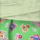 "200 6"" vareity of baby quilt blocks"