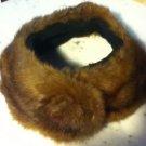 Mink Vintage Fur Collar