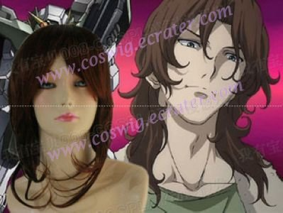 Mobile Suit Gundam SEED LOCKON STRATOS Cosplay Wig