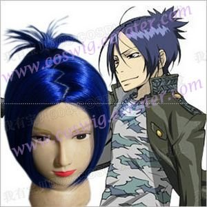 Reborn Chrome Dokuro Cosplay Wig blue