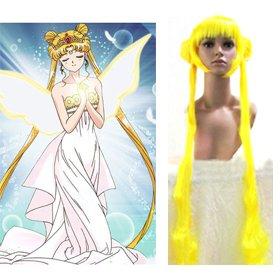 Tsukino Usagi  wigs yellow from Sailor Moon