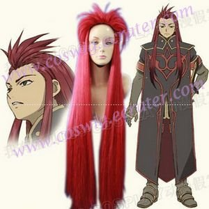 Tales of Abyss Asch Cosplay Wig