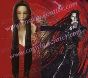 Trinity Blood Isaak  Cosplay wig