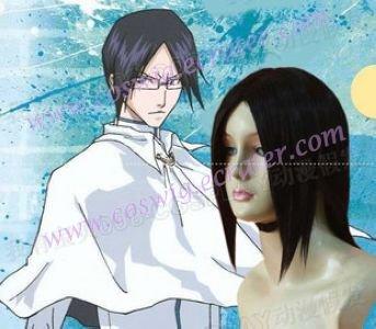 Bleach Uryuu Ishida Cosplay Wig