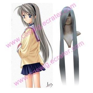 Clannad Sakagami Tomoyo Cosplay Wig
