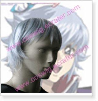 Gundam Seed Destiny Auel Nader  Halloween Cosplay wig