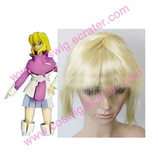 Gundam Seed Destiny Stella Loussier  Halloween Cosplay wig