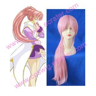 Gundam Seed Lacus Clyne  Halloween Cosplay wig