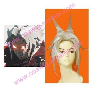 Hack GU TRILOGY Haseo Custom Made  Halloween Cosplay wig