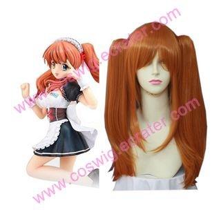Suzumiya Haruhi Mikuru Asahina  Halloween Cosplay wig