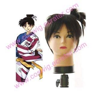 40cm InuYasha Kagura  Halloween Cosplay wig