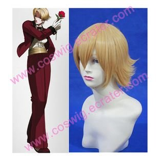The King of Fighters short  Halloween  Cosplay Wig