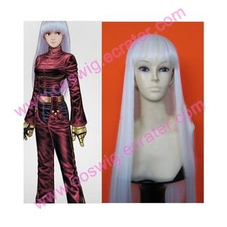 The King Of Fighters Kula Diamond   Halloween  Cosplay Wig