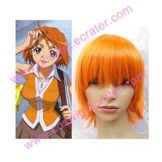 My-Hime Fuka Academy Summer Halloween Cosplay Wig