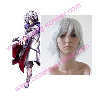 One Piece Pandora Hearts Xerxes Break  Halloween Cosplay Wig