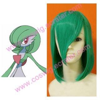 Pokemon Cospaly Gardevoir Halloween Cosplay Wig