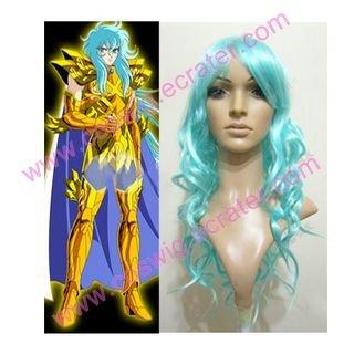 Saint Seiya Pisces Aphrodite  Halloween Cosplay Wig