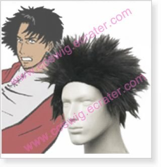 Samurai Champloo Mugen  Halloween Cosplay Wig