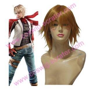 Tekken 6 Leo   Halloween Cosplay Wig