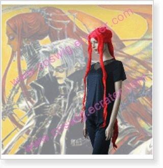 Trinity Blood Lilith Sahl  Halloween Cosplay Wig