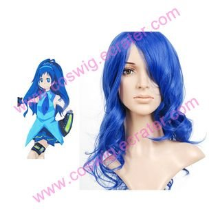 VOCALOID Nylon  Halloween Cosplay Wig