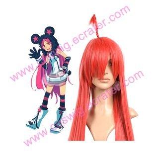 VOCALOID Miki Nylon  Halloween Cosplay Wig